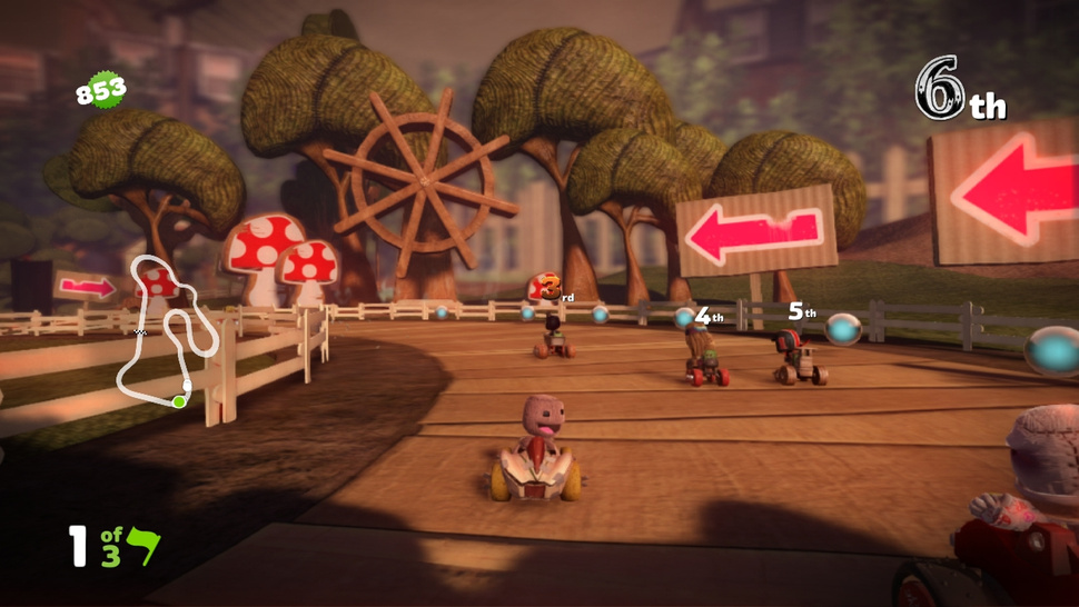Check Your Inbox for an Invitation to <em>LittleBigPlanet Karting</em>'s Beta