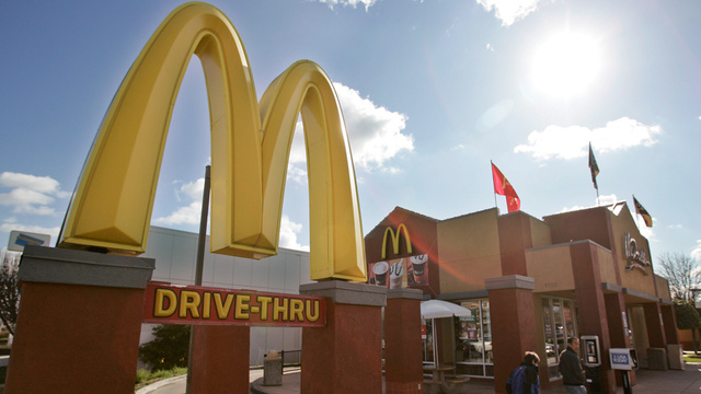 Take Home the Gold for Stuffing Your Face: World's Largest McDonald's to Be Built for Summer Olympics
