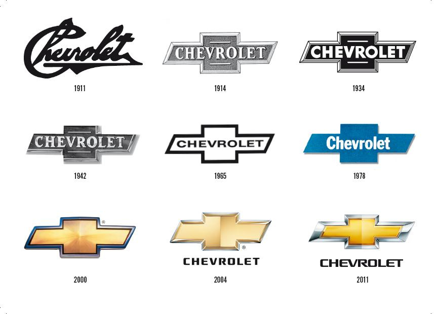 The Real Story Behind The Chevrolet Bow Tie Business Insider