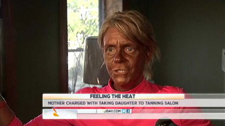 Mom Burning Daughter in Tanning Salon May Portend the Jerseypocalypse (UPDATED)