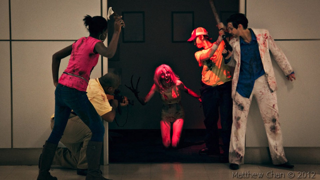 Relive The Horror of Left 4 Dead's Witch in Cosplay