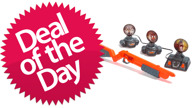 This Beast Or Buddy Shooting Gallery Is Your Never-Shoot-A-Friend-In-The-Face-Again Deal of the Day [Dealzmodo]