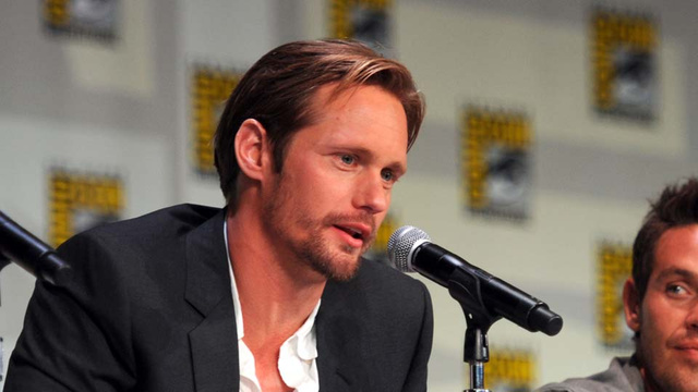 "Alexander Skarsgard Is ""Born to Play"" the Lead in 50 Shades of Grey"