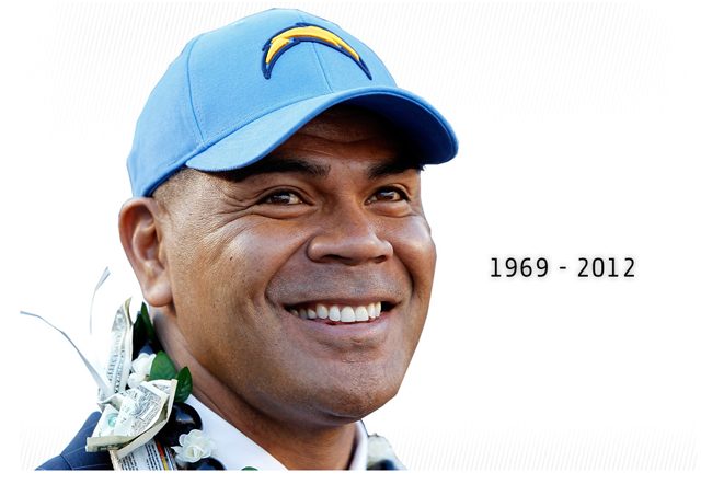 Former NFL Linebacker Junior Seau Found Dead, Suicide Suspected [UPDATE]