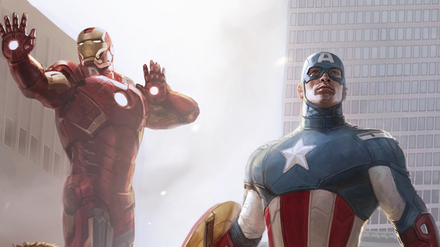 Designing The Avengers: The Art of Marvel's Most Ambitious Movie