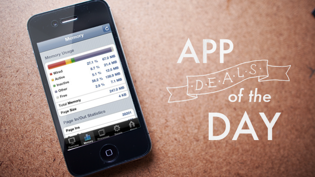 Click here to read Daily App Deals: Get System Status for iOS for $1.99 in Todays App Deals