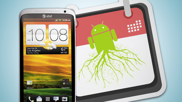 How to Root the HTC One X and One S