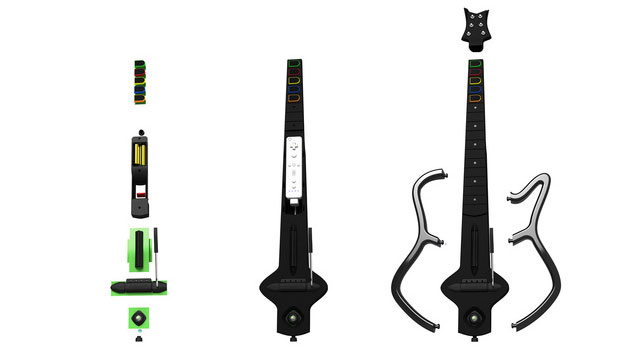 Click here to read Ever Wonder What's Inside a Guitar Hero Guitar?