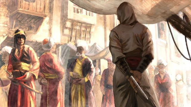 What Assassin's Creed Looked Like in 2004