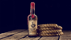 If Valve Made Bottles of Rum, They'd Hopefully Look This Cool