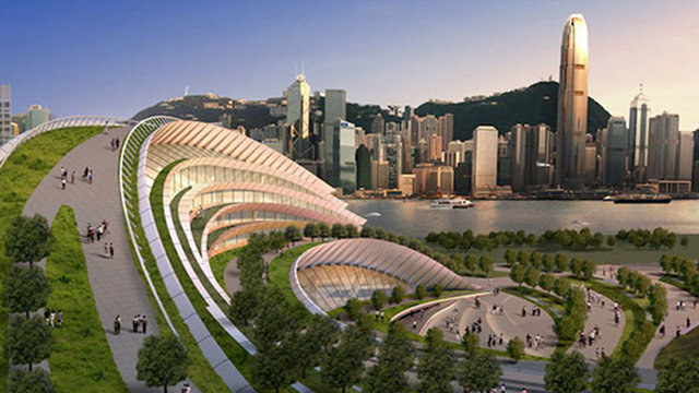 Click here to read World's Largest Underground High-Speed Rail Station Will be Spectacular, Surreal-Looking
