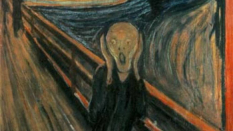 Click here to read <em>The Scream</em> Is Officially the World's Most Absurdly Overpriced Painting