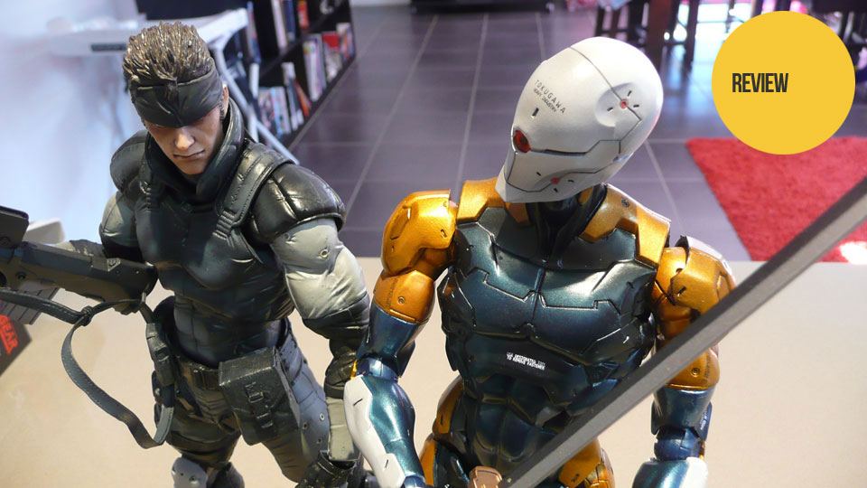 Click here to read Spending Quality Time With Two <em>Metal Gear Solid</em> Action Figures