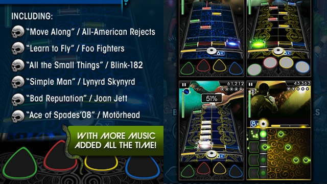 Click here to read EA Backtracks On Shutting Down &lt;em&gt;Rock Band&lt;/em&gt; Mobile