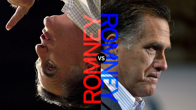 Mitt Romney's Case Against a Mitt Romney Presidency
