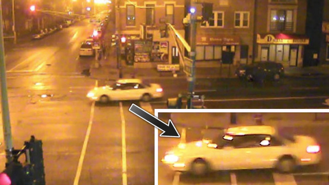 Identify This Car And Help Police Catch A Killer