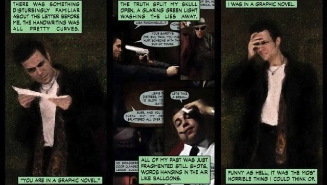 Click here to read The &lt;em&gt;Max Payne &lt;/em&gt; Comics Will Explain Why Rockstar's Hard-Boiled Cop Is So Messed-Up