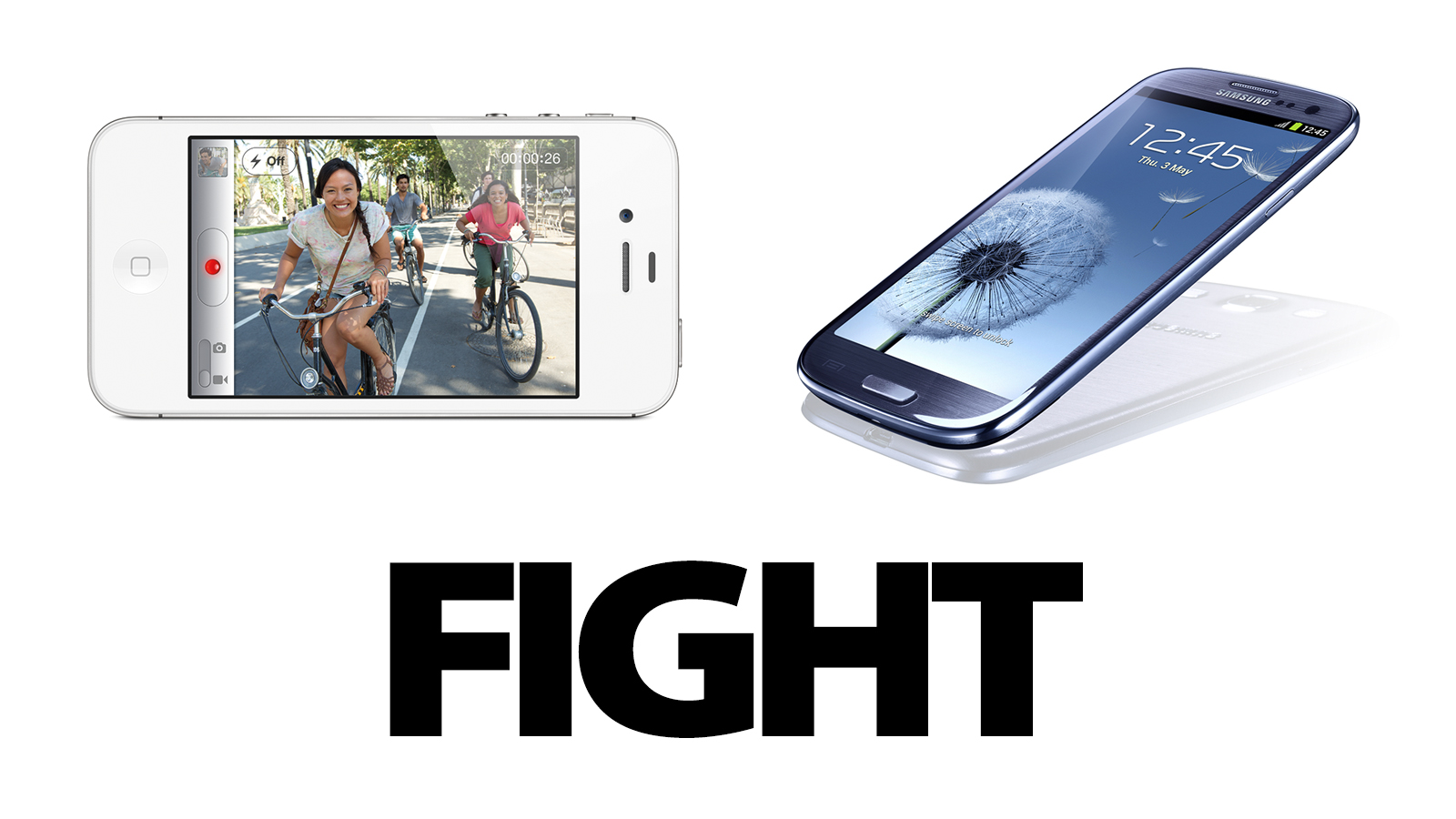 Gizmodo Face-Off: Samsung Galaxy S III Vs iPhone 4S