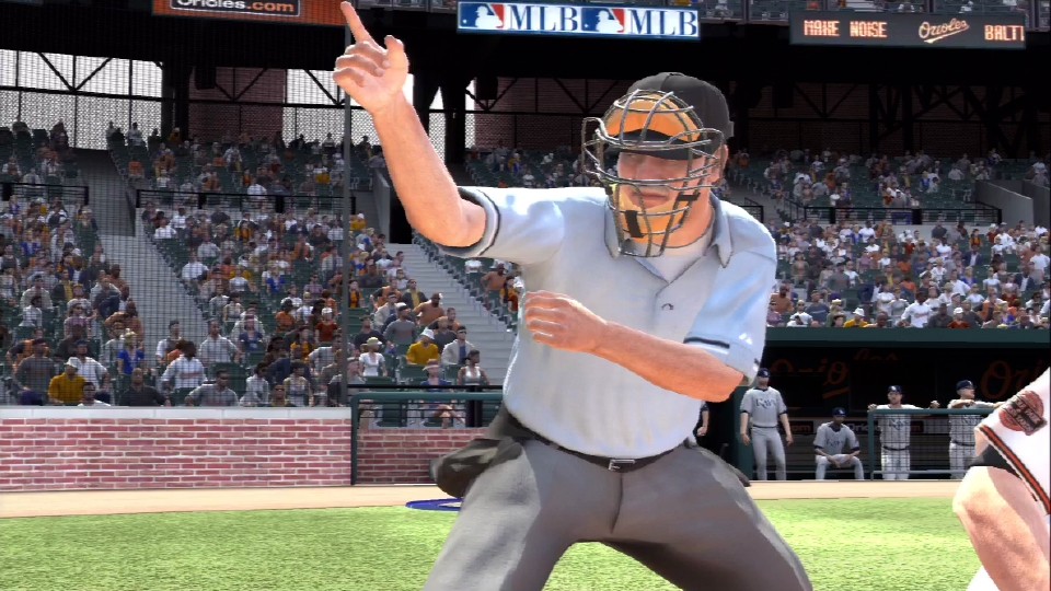 Click here to read Better Know an Umpire: Wally Hughes of <em>MLB 12 The Show</em>
