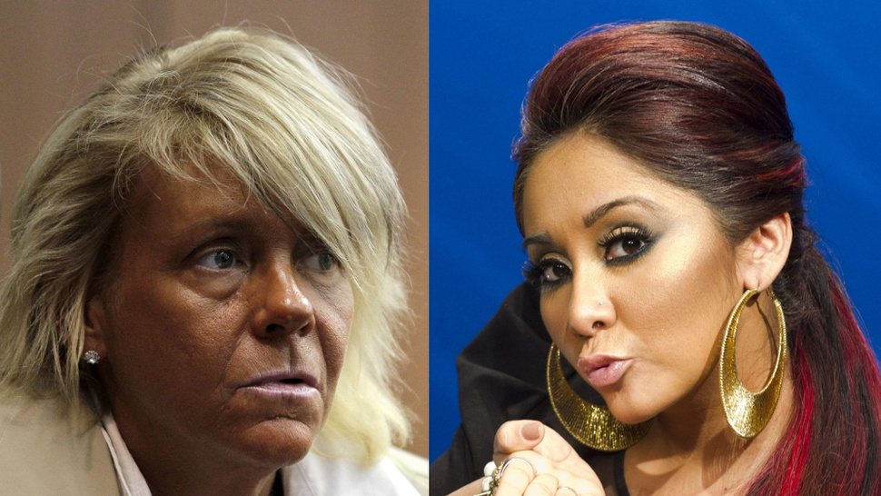 Snooki Calls Tan Mom a 'Crazy Bitch,' Criticizes Her Parenting Skills