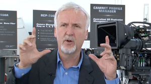James Cameron Wants to Convert Everyone to 5D