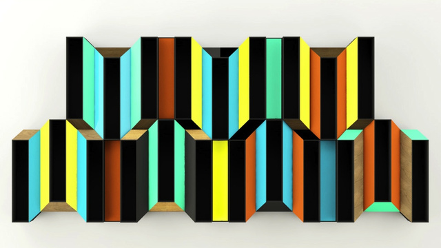 All Furniture Should Double as Optical Illusions