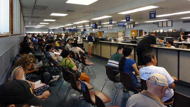 What's Your Worst Experience With The DMV?
