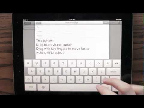 Click here to read Please, Apple, Make the iPad Keyboard Work Like This