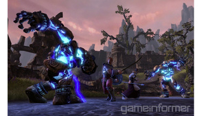 The First Screenshot of The Elder Scrolls Online Sure Looks Like World of Warcraft