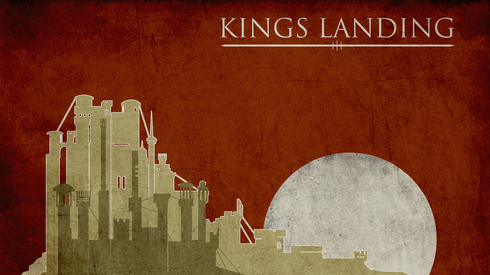 Awesome <em>Game of Thrones</em> Travel Posters for Your Next Trip to Westeros!