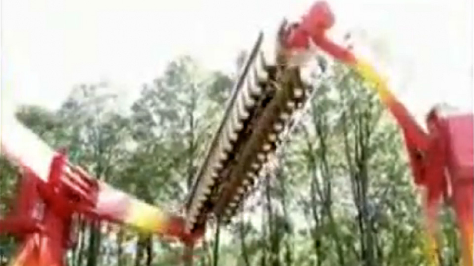 Click here to read This Insane Amusement Park Ride Looks Like Three Minutes Of Pure Malfunctioning Terror