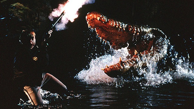 This man-eating crocodile was big enough to star in Lake Placid