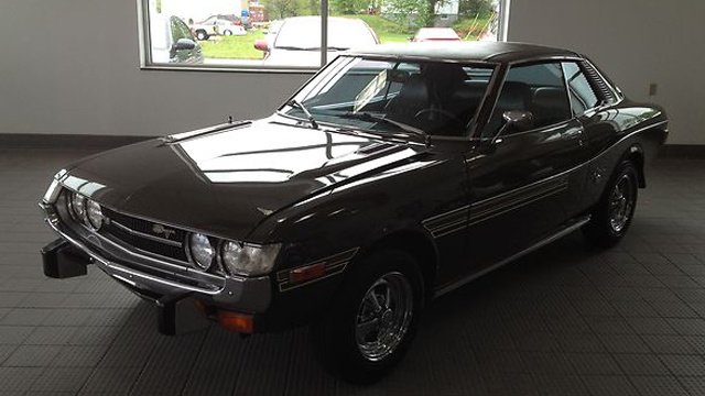 Original 1974 Toyota Celica Still Looks Factory Fresh
