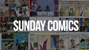 Sunday Comics: Crowded Source