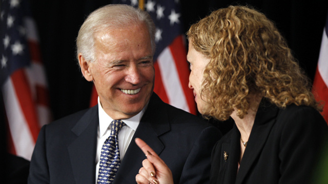 Joe Biden Supports Will & Grace and Also Gay Marriage