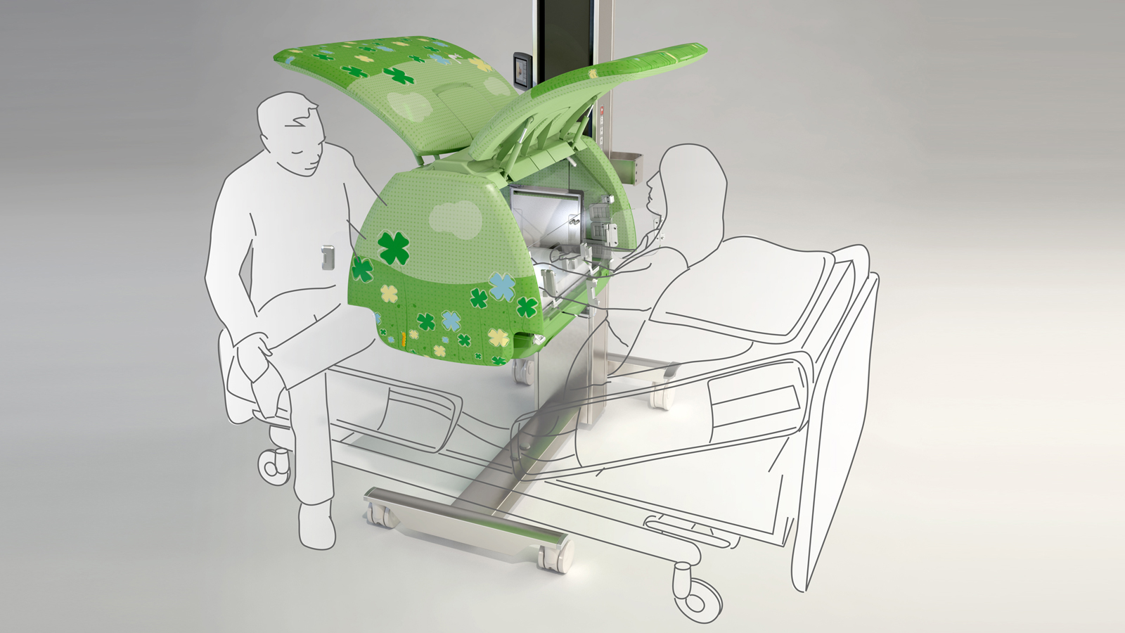 This Incubator Humanizes The Hospital [Video]