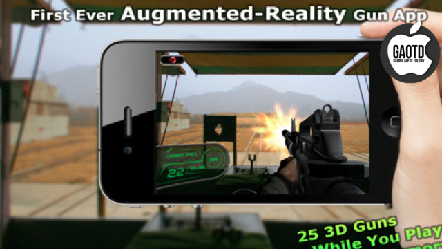 Turn Your iPhone into a Virtual Military Arsenal