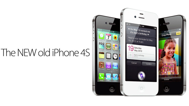 Apple Might Replace Your Broken iPhone 4 with an iPhone 4S