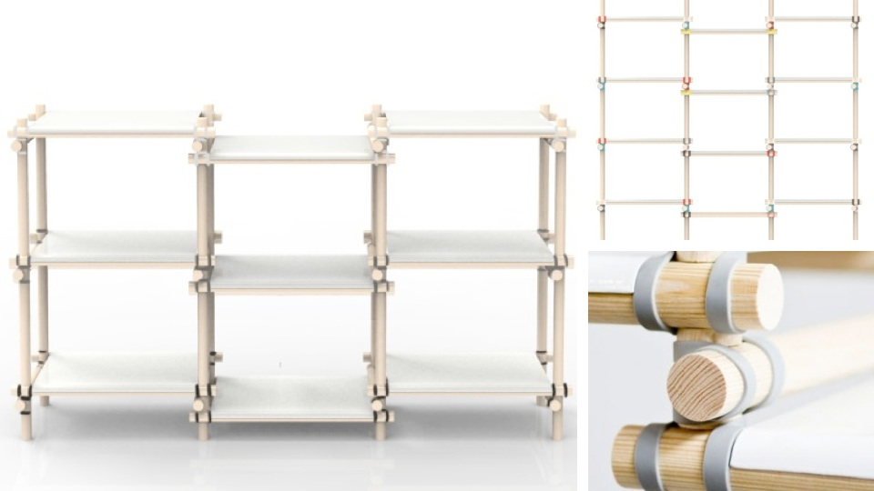 All Ready-To-Assemble Furniture Should Be Held Together With Rubber Bands