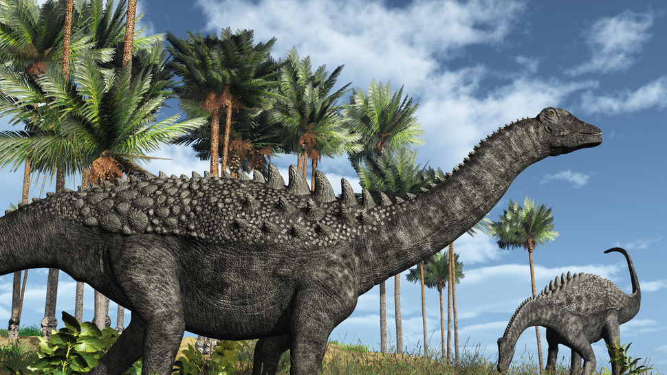 Dino Farts Likely Caused Mesozoic Climate Change, Say Dino Fart Scientists (UPDATE)