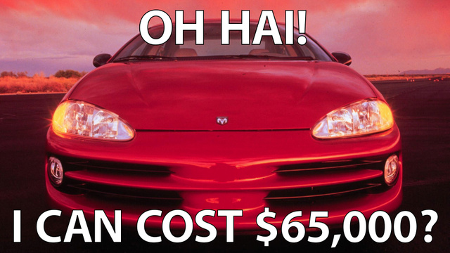 Detroit Has Spent Over $65,000 Leasing A 2004 Dodge Intrepid