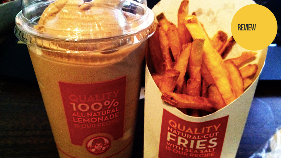 Click here to read Wendy's Fries in a Wendy's Frosty: The Snacktaku Review
