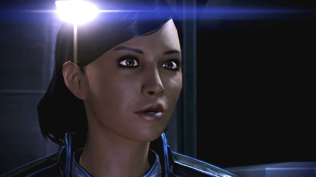 same-sex romance - Mass Effect 3 Writers Didn't Want Same-Sex