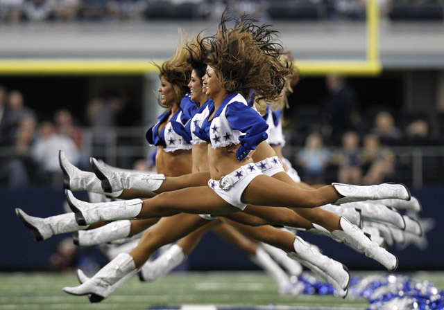 55-Year-Old Grandmother Tries Out For The Dallas Cowboys Cheerleaders