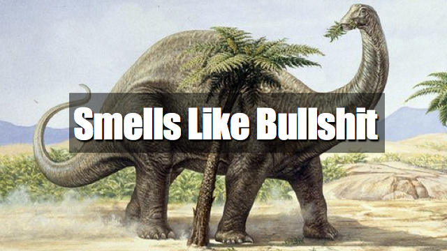 No, Fox News, dinosaurs did not fart their way to extinction
