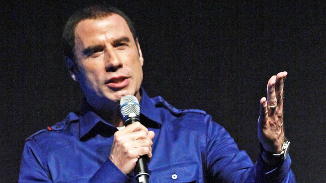 John Travolta Sued Over 'Reverse Massage' Penis Touch