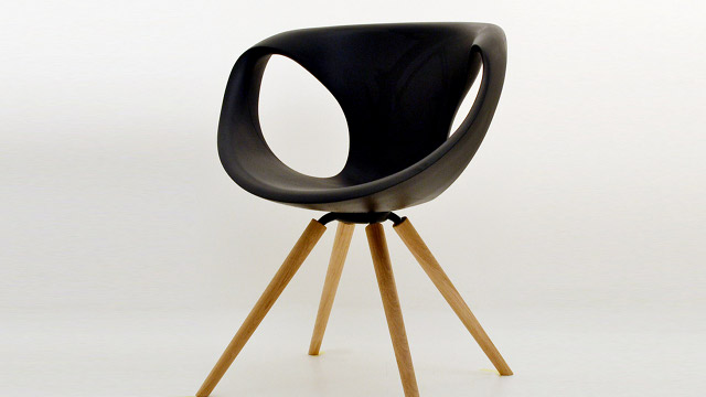 Click here to read This Mod, Mobius-Inspired Chair Totally Belongs on the Set of Mad Men