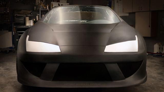 This Man's Quest To Build His Dream Car Is Driving Him Insane