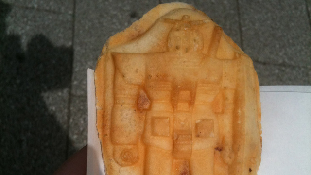 Gundam Hot Pockets are Yummier Than Chewing Space Metal