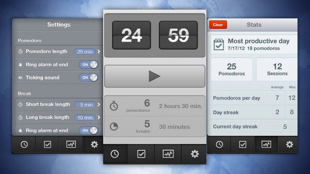 Click here to read Promodoro for iPhone Is a Simple, Flexible Pomodoro Timer that Tracks Your Productivity